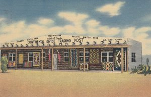 SALOME , Arizona , 1950 ; The Continental Divide Trading Post