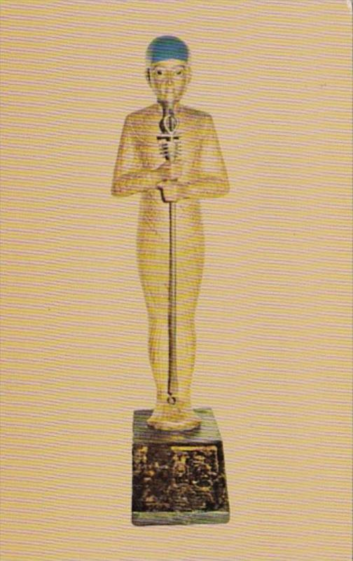Tutankhamen's Tour Statue Of Ptah