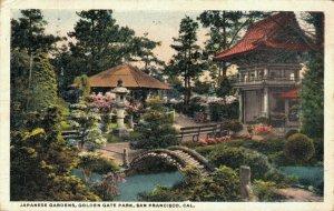 USA Japanese Gardens Golden Gate Park San Francisco 03.15