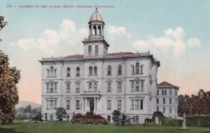Convent of the Sacred Heart , OAKLAND , California ; 00s-10s