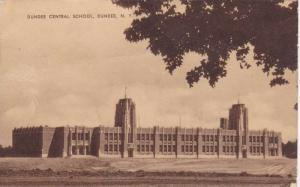 Dundee Central School, Dundee, New York, PU-1940