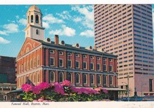 Masachusetts Boston Faneuil Hall