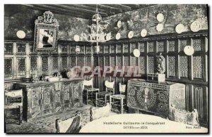 Old Postcard Hostellerie William the Conqueror Dives sur Mer