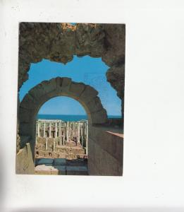 BF26947 syria leptis magna general view of the stage  front/back image