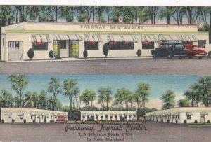 Maryland La Plata Parkway Tourist Center & Restaurant sk5001