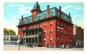 19462   NY Ticonderoga   Hotel Burleigh