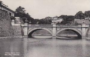 Japan Tokyo Imperial Palace Bridge