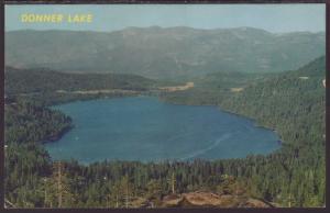Donner Lake,CA Postcard BIN