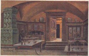 ROTHENBURG O.D. TAUBER, Bavaria, Germany, 1900-10s ; Meistertrunk