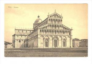 Pisa, Italy, 00-10s Duomo