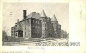 High School Lynn MA 1905