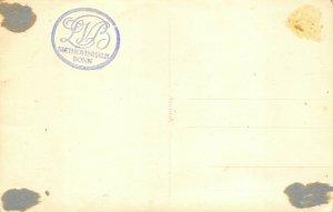 Vintage Real Photo German Postcard, Beethovenhaus House Bonn, Germany 77Y