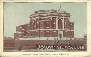 Comanche County Court House Lawton OK Unused