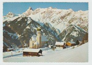 Austria Bartholomäberg in Montafon Vorarlberg 1970 Postcard