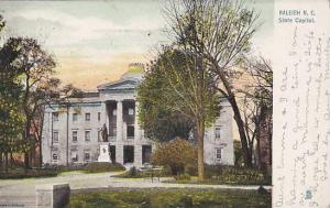 State Capitol, Raleigh, North Carolina, PU-00-10s