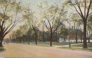 East Avenue near Upton Park - Rochester, New York - pm 1911 - DB