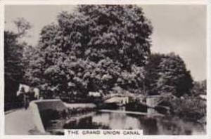 Pattreiouex Vintage Cigarette Card Our Countryside 1938 No 41 The Grand Union...