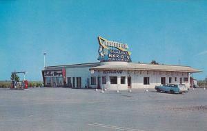Restaurant Central BAR-B-QUE , St-Germain (Drummond) , Quebec , Canada , 50-60s