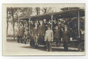 RP: Tour Bus , DENVER , Colorado , PU-1912