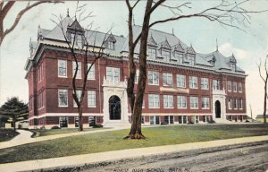 Maine Bath Morse High School 1909 sk827