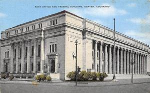 USA N.S. Post Office and Federal Building, Ocala, Florida 1968