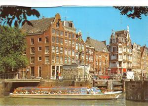 Netherlands Amsterdam Holland One of locks, so-called Haarlemmersluizen