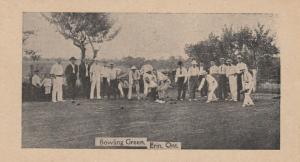 ERIN , Ontario , Canada , 1901-07 ; Bowling Green