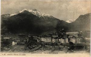 CPA CORSE Corte- Vue du Mont Rotondo. (711545)