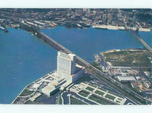 Pre-1980 PRUDENTIAL BUILDING Jacksonville Florida FL AE5467