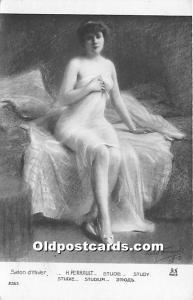 Salon d'Hiver Study Nude Unused