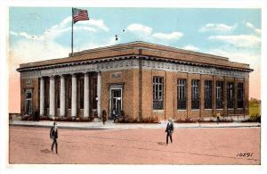 New Jersey  Orange  Post Office