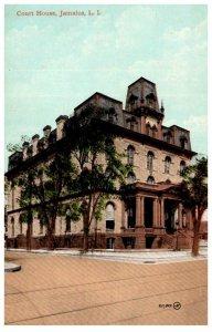 New York  Jamaica L.I.  Court House
