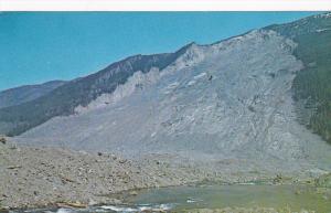 Landslide , Hope-Princeton Highway , B.C. , Canada , 1965 View #3