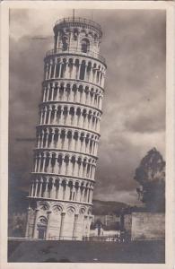 Italy Pisa Il Campanile 1936 Photo