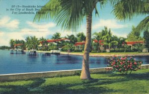 USA Hendricks Island in the City of South Sea Island Fort Lauderdale 04.91