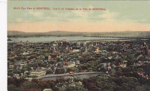 Bird's Eye View of MONTREAL, Quebec, Canada, 00-10s