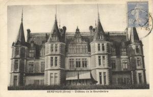 CPA BERD'HUIS (Orne) Cháteau de la Bourdiniére (150962)