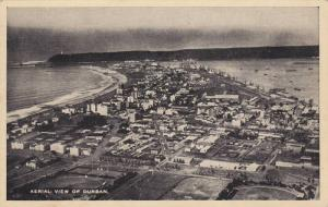 Aerial View Of Durban, South Africa, 1900-1910s