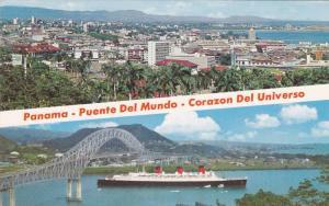 Panama - Puente del Mundo-Corazon Del Universo, 1940-60s
