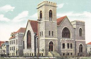 Ralph Connor's Church, Winnipeg, Manitoba, Canada, 1900-1910s