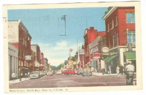 Main Street, North Bay, Ontario, Canada,PU-1956