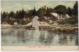 Camp Colony, Mason Island CT