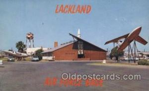 Air Force Base Military Plane, Planes Postcard Postcards  Air Force Base
