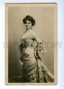 177102 Maudi DARRELL Belle Actress DANCER old ADVERTISING Dye