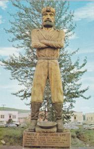 Twelve Foot Davis,  Peace River,  Alberta,   Canada,  40-60s