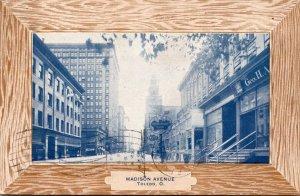 Ohio Toledo Madison Avenue 1909