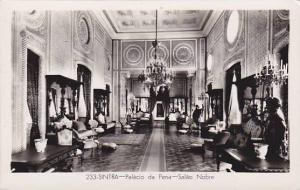 RP, Interior, Palacio Da Pena, Salao Nobre, Sintra, Portugal, 1920-1940s