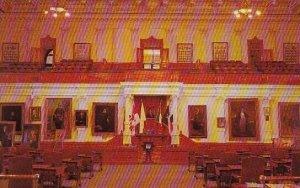 Senate Chamber Texas State Capitol Austin Texas
