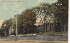 WILKES-BARRE , Pennsylvania , PU-1913 : Luzerne County Prison