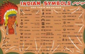 Indian Symbols , 50-60s
